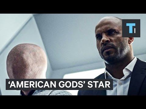 Meet the star of 'American Gods' — your next TV obsession