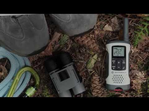 Talkabout T200 Series: Two-way Radios Designed for the Active Family