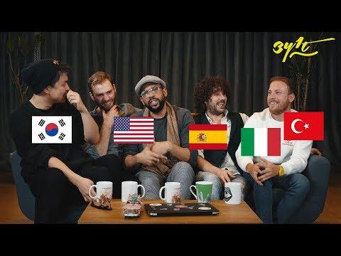 Ne yaptığımızda tam Türk olduk? - 3Y1T w/Antonio Stokes & Manuel Reina #43