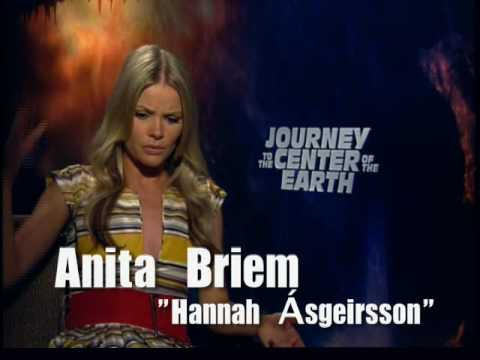 Anita Briem  for Journey to the Center of the Earth