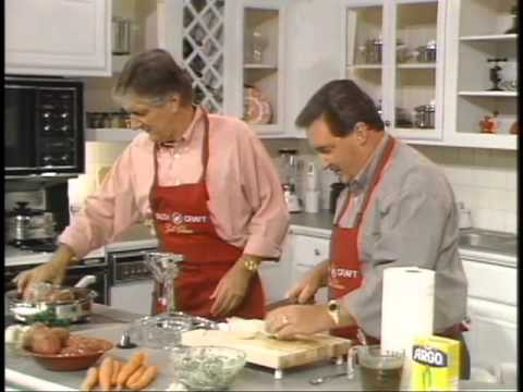 Roast Stuffed Veal - Healthy Cooking with Jack Harris & Charles Knight