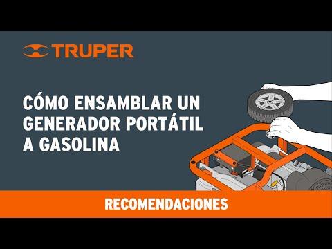 Ensamble Generadores Eléctricos Truper México thumbnail