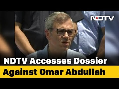 Charge Against Omar Abdullah: Ability To Get Votes During Peak Militancy