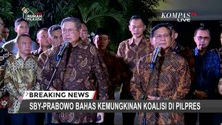 Download Video Prabowo: Kami Bertekad Mengadakan Pertemuan Menuju Koalisi MP3 3GP MP4