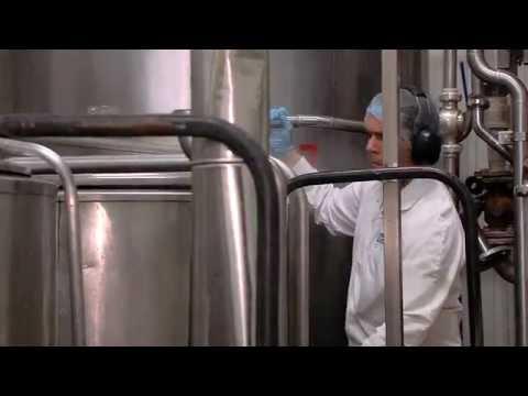 Les produits laitiers biologique Bio nat'