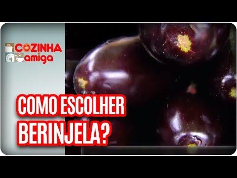 Como Escolher Berinjela? | Dicas Da Banca -  Cozinha Amiga (02/06/17)