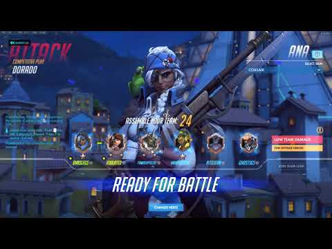 Dorado and Numbani Double Recording - I'm running out of title ideas [Duo with acid Lizard]