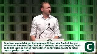 KLR17 Anders Johanssons tale