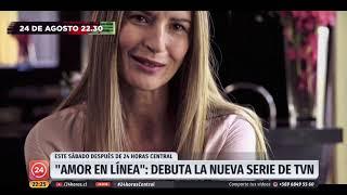 """Encontrar el amor en la era de redes sociales: Este sábado debuta en TVN """"Amor en Línea"""""""