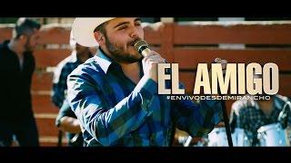 Смотреть клип Gerardo Ortiz - El Amigo