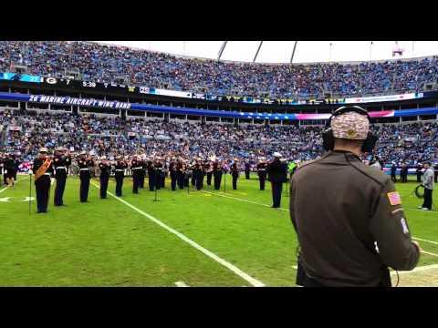 Second Marine Aircraft Wing Band