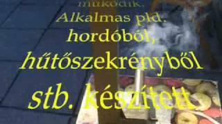 Repeat youtube video Hideg füstöléshez füstgenerátor