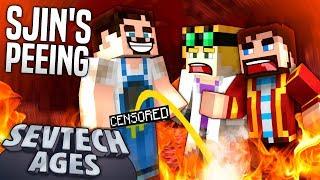 Minecraft: SevTech - SJIN'S PEEING - Age 3 #6
