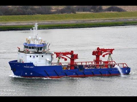 Sormec Offshore Knuckle Boom Cranes M350/EL