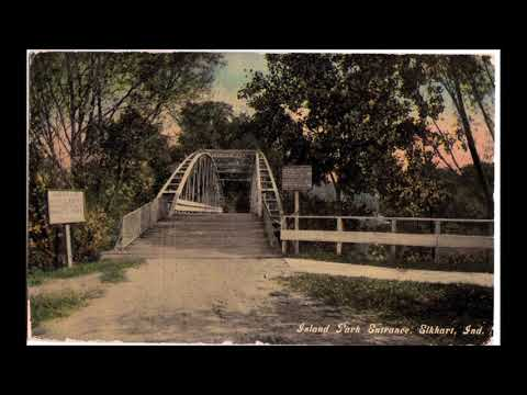 Scenes of early elkhart, indiana