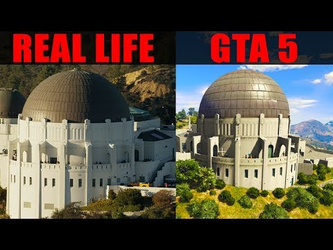 MOST POPULAR Locations in Grand Theft Auto EVERYONE Should Know (Part 2)