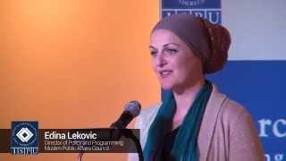 """Identity Crisis? American Muslim Youth in the Age of Fear"" Keynote by Edina Lekovic"