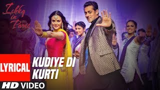 LYRICAL: Kudiye Di Kurti | Ishkq In Paris | Salman Khan, Preity Zinta, Rhehan Malliek