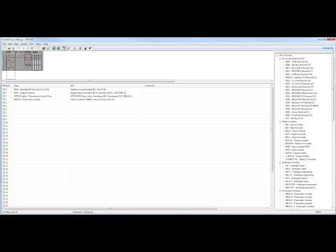 FMT L5K Export to RSLogix Import Detailed