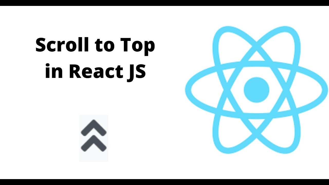 Implement Scroll to Top feature in React JS