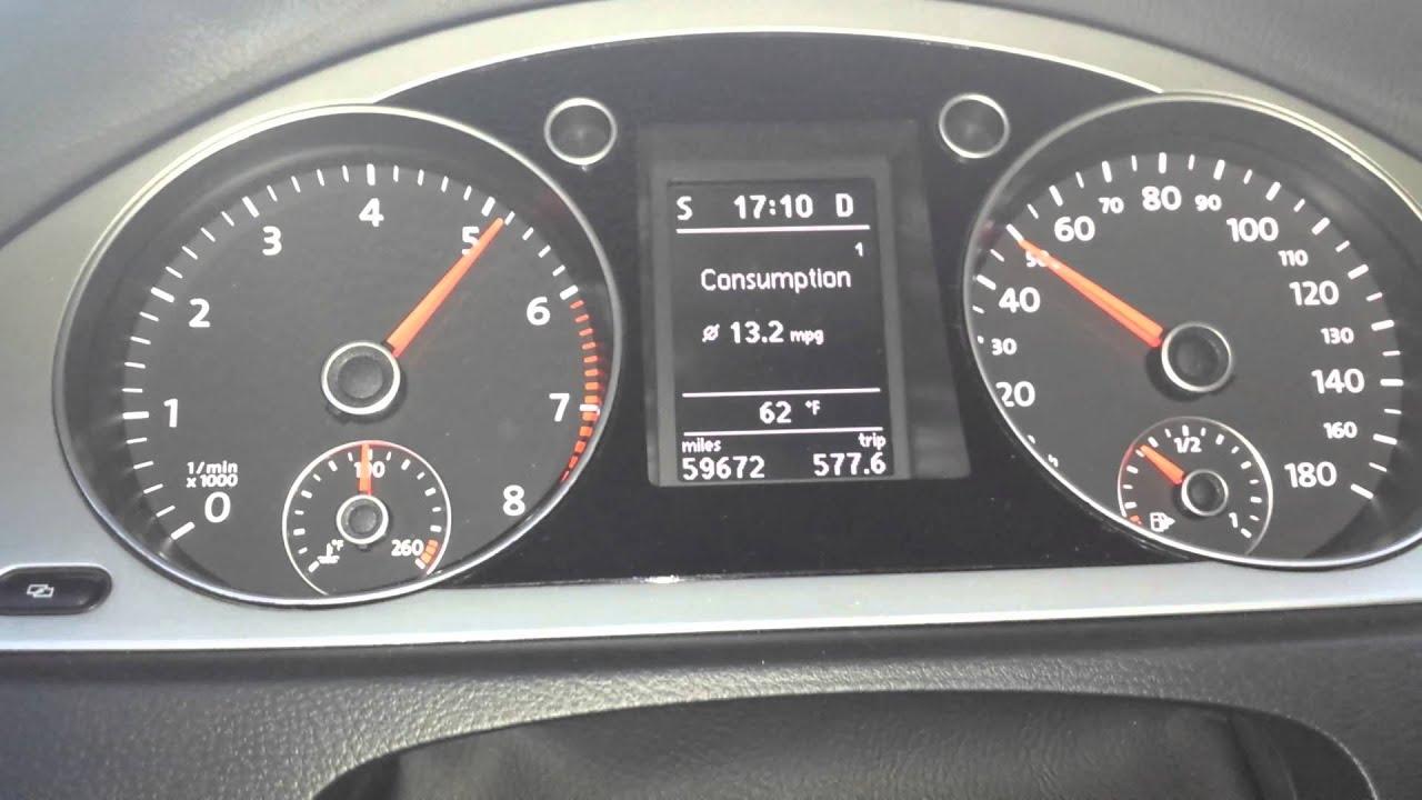VW CC 2010 gear failure