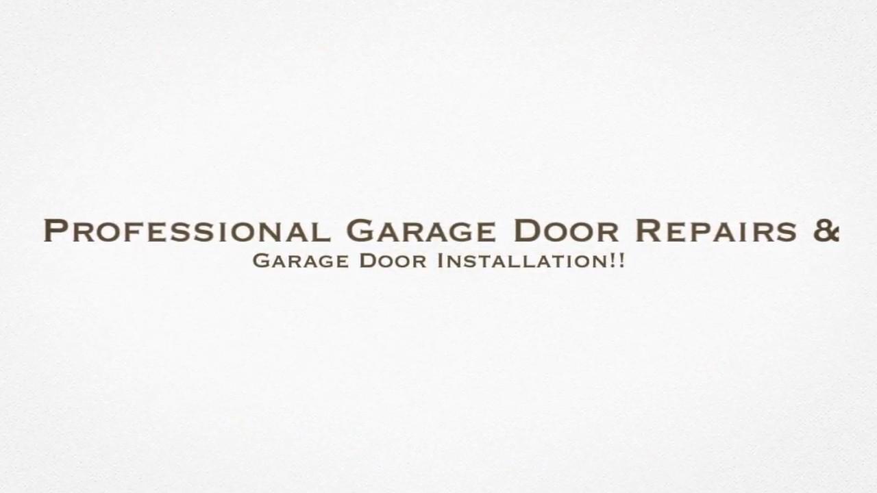 Park City Overhead Doors 435 647 0005 Garage Door Repair Youtube