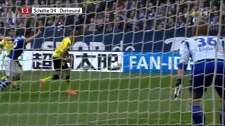Schalke 04 Gegen Dortmund (BVB) 1:2