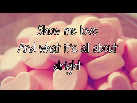 Robyn - Show Me Love (Lyrics)