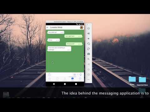 Nuntium SIP Demo (Android Version)