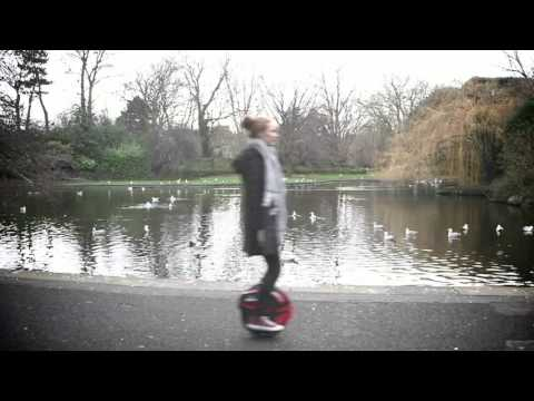 Electric Unicycle In Dublin, Ireland By Gyrowheel.ie