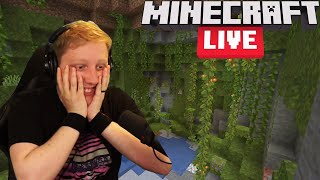 "Philza reacts to Minecraft's ""Cave & Cliffs"" Update!"