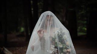 Wedding Film Using ONLY 35mm f/1.4  - Woodland Forest Wedding Trailer