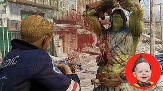 Fallout 76. Grafton. We visit a Penitentiary and meet the Mayor (PS4 gameplay. Episode 5)