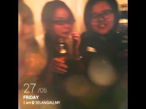 Chilling Night At Drunk Monkey Kuching Meipai Youtube
