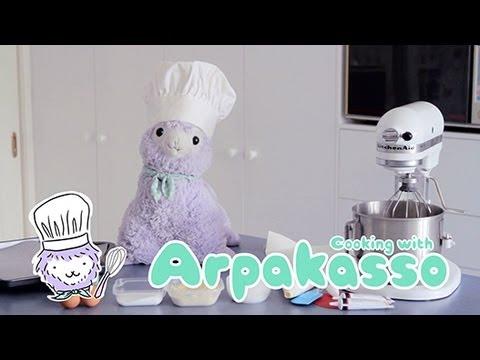 Cooking With Arpakasso! Alpacarons
