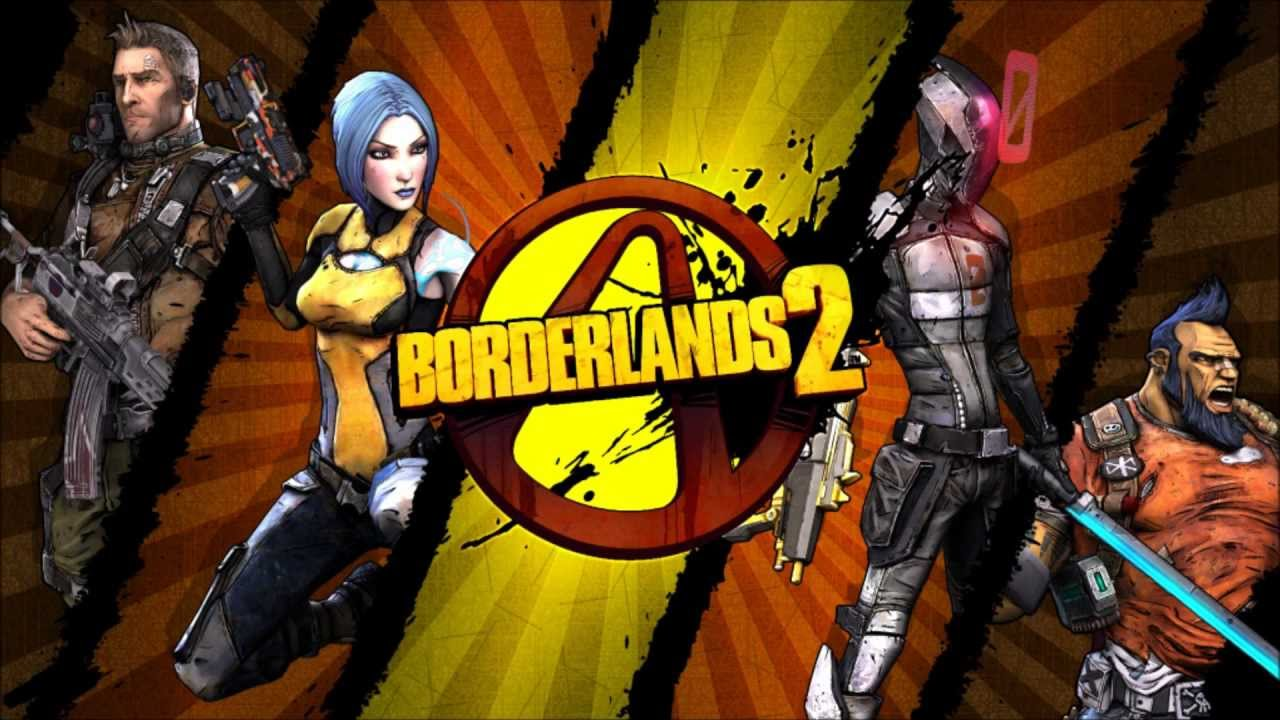 Borderlands backgrounds and icon theme pack worth checking out