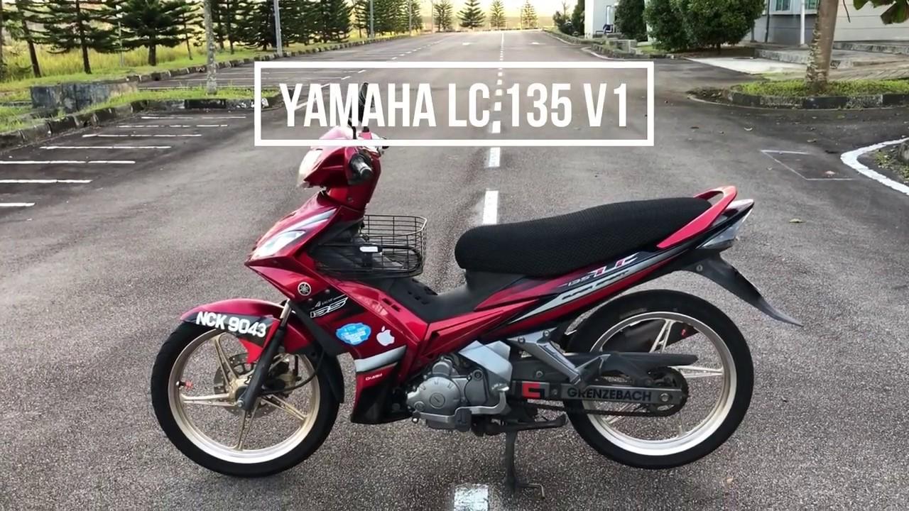 Intro Vlog - Yamaha LC135 V1 - Walkaround 2019