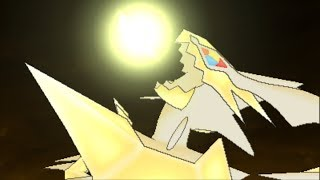 UK: The Power of Ultra Necrozma Revealed in Pokémon Ultra Sun and Pokémon Ultra Moon!