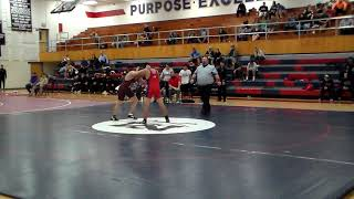 Benjamin Lubovac vs Independence (182lbs)