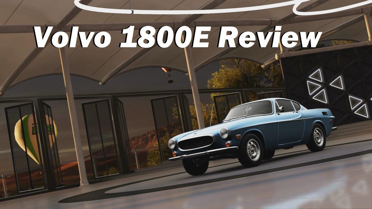 1972 Volvo 1800E Review (Forza Horizon 3) - YouTube