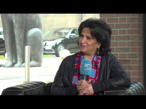 الشيخة مي بنت محمد آل خليفة : العمل في الثقافة لا يحتاج إلى مناصب، المهم الأفكار والإنتاج والمتلقي  - 15:54-2019 / 6 / 19