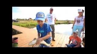 А. Фадеев: Идеальное место для семейной рыбалки - Рыболовная База ''Львово''!