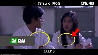 KESALAHAN DALAM FILM DILAN 1990 - PART 3 #63