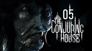 The Conjuring House (PL) #5 - Stukostrachy (Gameplay PL / Zagrajmy w)
