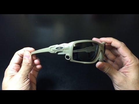 f988eb89b1 Oakley SI Ballistic Shocktube - YouTube