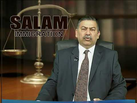 Salam Immigration Show August 2015