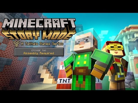 Minecraft: Story Mode Episode 2 stealth launches today