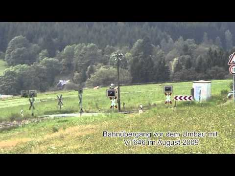 Bahnübergang Amtshausen