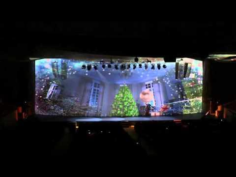 Рождественский спектакль «Свет волшебной звезды»