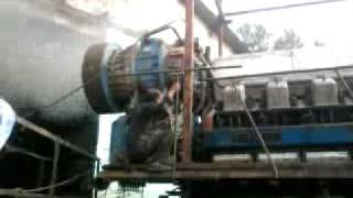 Wartsila Engine First start 16 V32.mp4